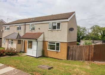Thumbnail 4 bed semi-detached house for sale in Lodge Hall, Harlow