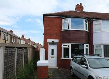 Thumbnail 2 bedroom end terrace house for sale in Winton Avenue, Blackpool, Lancashire