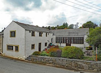 Thumbnail 4 bed link-detached house for sale in Leece, Ulverston