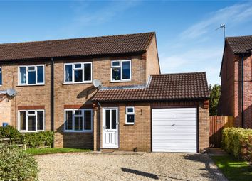 Thumbnail 3 bed semi-detached house for sale in Banovallum Gardens, Horncastle