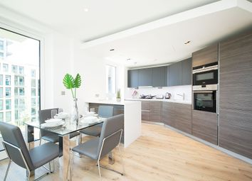 Thumbnail 2 bed flat to rent in Marquis House, 45 Beadon Road, Hammersmith, London