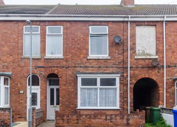 Thumbnail 4 bed terraced house for sale in Cammidge Street, Withernsea