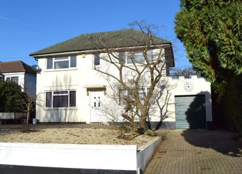 Thumbnail 4 bedroom detached house for sale in Empress Avenue, Farnborough