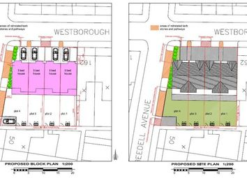Thumbnail Land for sale in Westborough Road, Westcliff-On-Sea