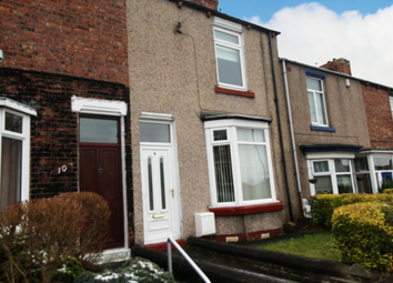 Thumbnail 2 bed terraced house for sale in Milford Terrace, Ferryhill, Durham