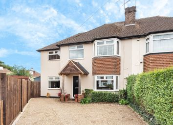 Thumbnail 3 bed semi-detached house for sale in Tewkesbury Close, Byfleet, West Byfleet