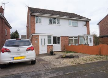 Thumbnail 3 bed semi-detached house for sale in Latimer Drive, Bramcote