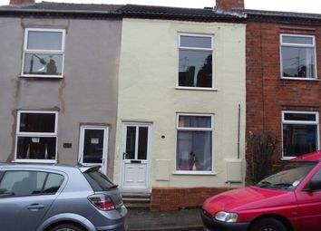 Thumbnail 2 bedroom terraced house to rent in Parkin Street, Alfreton