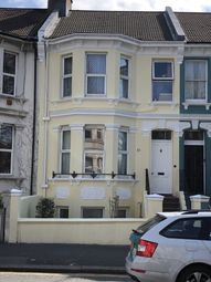 Thumbnail 1 bed terraced house to rent in Sackville Road, Hove