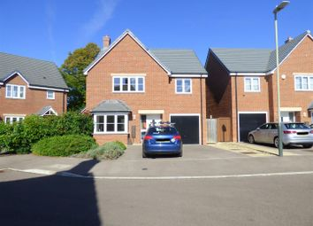 Thumbnail 4 bed detached house for sale in Guinevere Road, Cheltenham