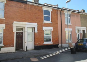 Thumbnail 2 bed terraced house to rent in Middlesex Road, Southsea