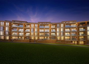 Thumbnail 2 bed flat for sale in The Swan, Henry Darlot Drive, Millbrook Park, Mill Hill