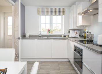 """Thumbnail 3 bed detached house for sale in """"Barwick"""" at Hyde Road, Upper Stratton, Swindon"""
