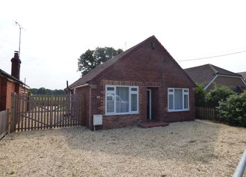 Thumbnail 2 bed detached bungalow for sale in Woodlands Road, Netley Marsh