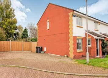 Thumbnail 2 bed semi-detached house for sale in Clover Fields, Calverton