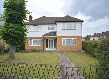 Thumbnail 4 bed detached house for sale in Nelmes Crescent, Emerson Park, Hornchurch
