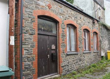 Thumbnail 1 bed flat to rent in Flat 2, Windmill Gallery, Aberystwyth