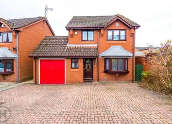 Thumbnail 3 bed detached house for sale in Ennerdale Road, Tyldesley, Manchester
