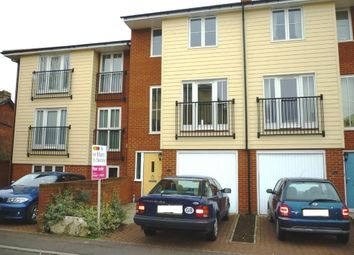 Thumbnail 4 bed town house for sale in Priory Walk, Sudbury