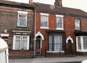 Thumbnail 5 bed shared accommodation to rent in Grafton Street, Hull