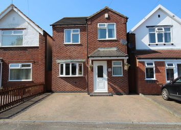 Thumbnail 3 bed detached house for sale in Station Road, Alvechurch, Birmingham