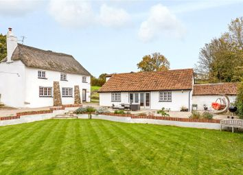 Thumbnail 4 bed detached house for sale in Doddiscombsleigh, Exeter, Devon