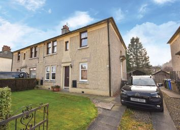 Thumbnail 2 bedroom flat for sale in Kent Road, Braehead, Stirling