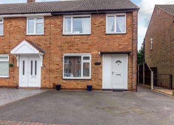 Falmouth Road, Alvaston, Derby DE24. 2 bed semi-detached house for sale