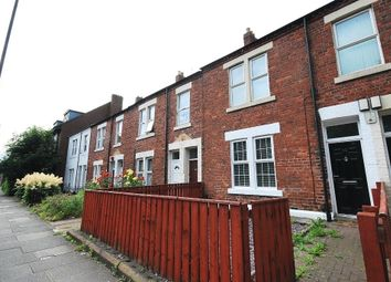 Thumbnail 3 bed terraced house to rent in Claremont Road, Newcastle Upon Tyne