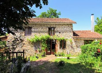Thumbnail 3 bed property for sale in Luchapt, Vienne, France