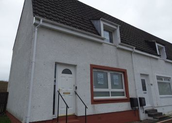 Thumbnail 2 bed end terrace house for sale in Glenapp Avenue, Paisley