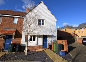 Thumbnail 3 bed semi-detached house to rent in William Lambert Place, Ashford, Kent