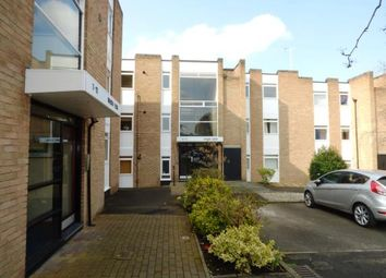 Thumbnail 2 bed flat for sale in Quarry Close, Handbridge, Chester, Cheshire