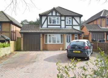 Thumbnail 4 bed detached house for sale in Rickman Hill, Coulsdon