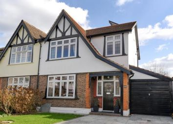 Thumbnail 4 bed semi-detached house for sale in St. James's Avenue, Beckenham