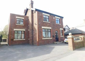Thumbnail 4 bed detached house for sale in George Lane, Bredbury, Stockport