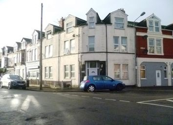 Thumbnail 1 bed flat to rent in Plymouth Road, Barry