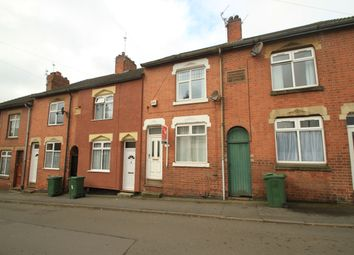 Thumbnail 2 bed terraced house to rent in Highfield Street, Anstey, Leicester