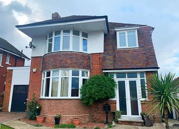Thumbnail 3 bed detached house for sale in St. Georges Avenue, Weymouth