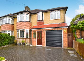 Thumbnail 5 bed semi-detached house for sale in Runnymede Close, Twickenham