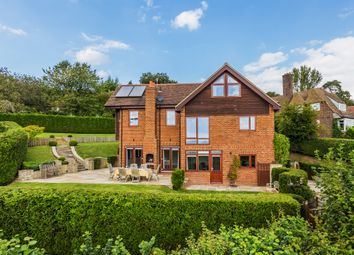 Thumbnail 4 bed detached house for sale in Froghole Lane, Crockham Hill