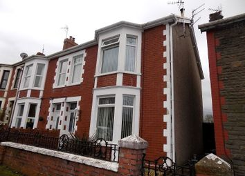 Thumbnail 3 bed end terrace house for sale in Acland Road, Bridgend, Bridgend.