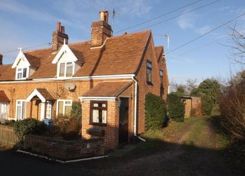 Thumbnail 1 bedroom end terrace house for sale in Burstall, Ipswich, Suffolk