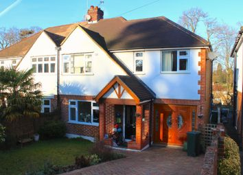 Thumbnail 4 bed semi-detached house to rent in Pinewood Avenue, Seal