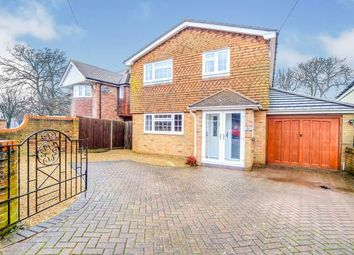 Thumbnail 3 bed detached house for sale in Arethusa Road, Rochester, Kent, Uk