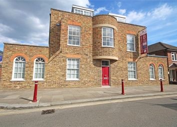 Thumbnail 1 bed flat for sale in Chertsey, Surrey