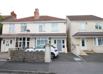 Thumbnail 3 bed semi-detached house for sale in Bedford Road, Weston-Super-Mare
