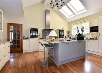 Thumbnail 5 bed detached house for sale in Springfield Road, Camberley