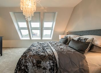 Thumbnail 4 bed detached house for sale in Barton Lane, Eccles