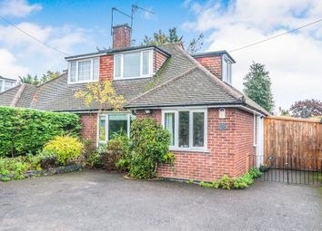 Thumbnail 2 bed semi-detached bungalow for sale in Highway Avenue, Maidenhead